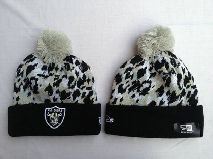 NFL Oakland Raiders Beanie SF-t