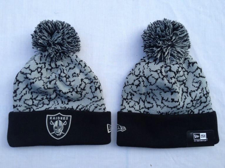 Oakland Raiders Beanie SF 1