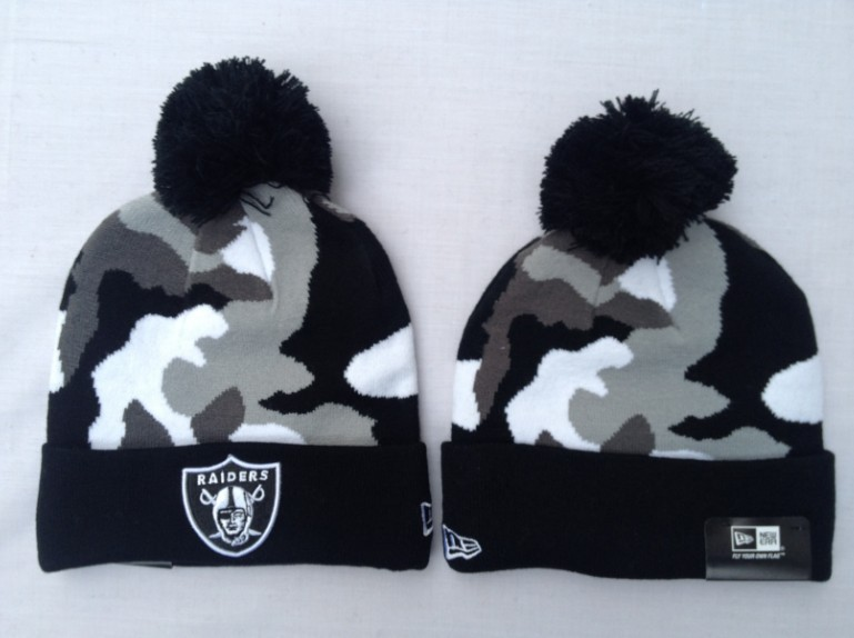 Oakland Raiders Beanie SF