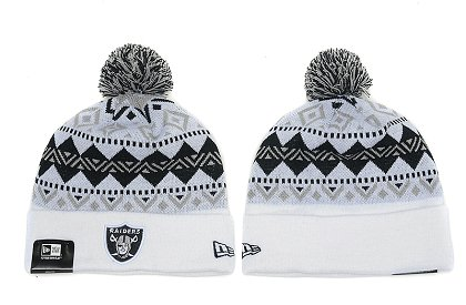 Oakland Raiders New Style Beanie SD 6528