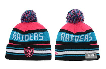 Oakland Raiders New Style Beanie SD 6564