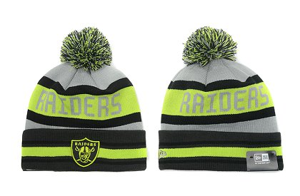 Oakland Raiders New Style Beanie SD 6566