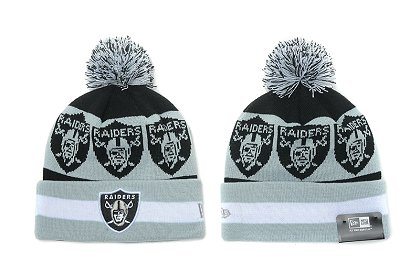 Oakland Raiders New Style Beanie SD 6569