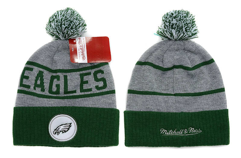NFL Philadelphia Eagles Beanie Grey SD