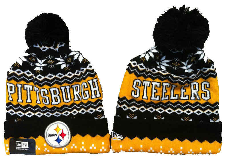 NFL Pittsburgh Steelers Beanie 2 XDF