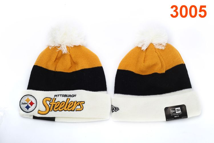 NFL Pittsburgh Steelers Beanie PT