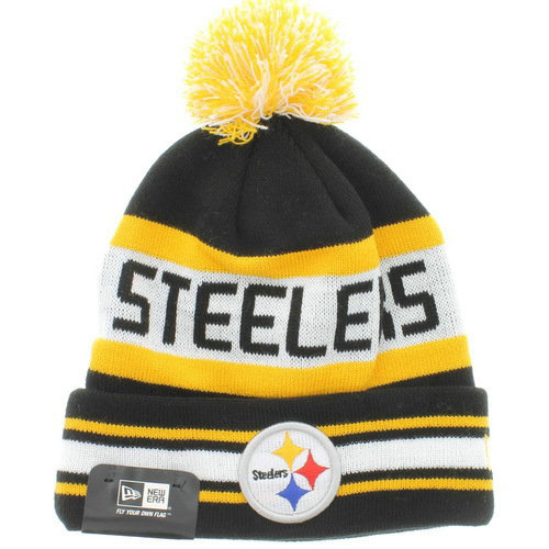 NFL Pittsburgh Steelers Beanie XDF