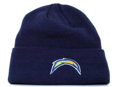 NFL San Diego Chargers Navy Beanie SF