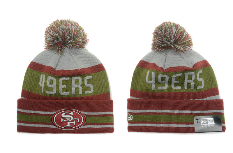 San Francisco 49ers Beanie SD 1