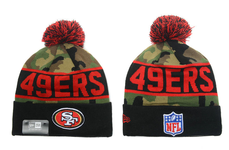 San Francisco 49ers Beanie SD