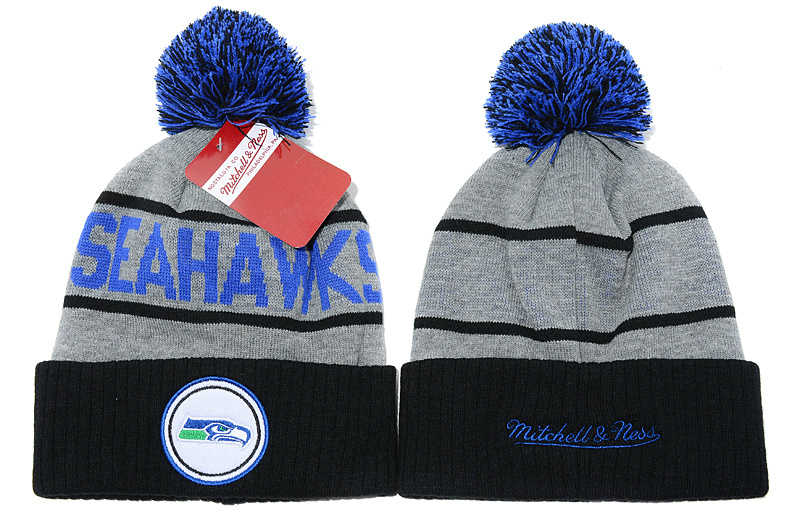 NFL Seattle Seahawks Beanie Grey SD