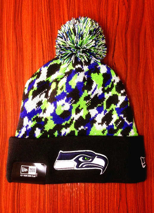 Seattle Seahawks Beanie GF