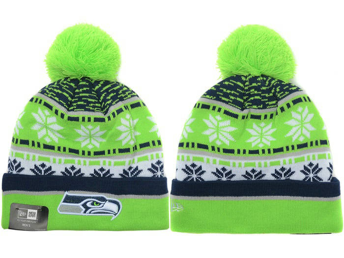 Seattle Seahawks Beanie XDF
