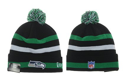 Seattle Seahawks New Style Beanie SD 6548