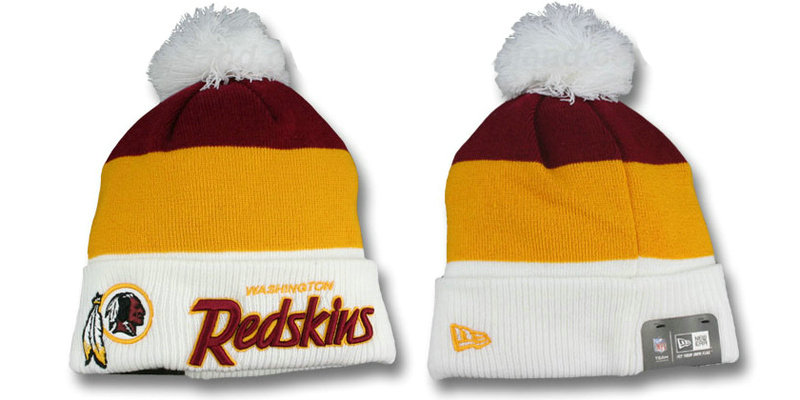 NFL Washington Redskins Beanie DF