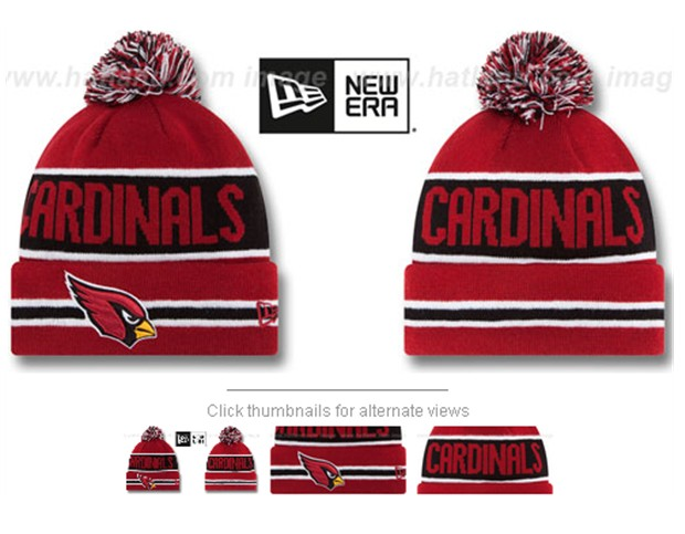 Arizona Cardinals Beanies 60D 150229 12