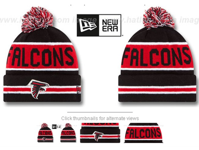 Atlanta Falcons Beanies 60D 150229 02