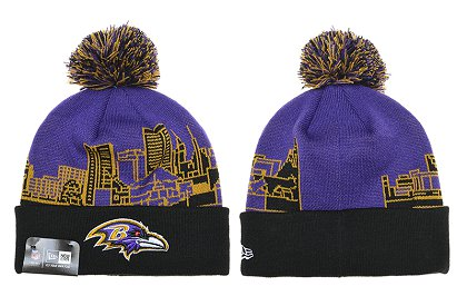 Baltimore Ravens Beanies SD 150303 021