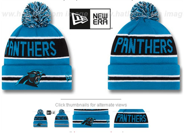 Carolina Panthers Beanies 60D 150229 05