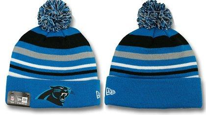 Carolina Panthers Beanies DF 150306 016