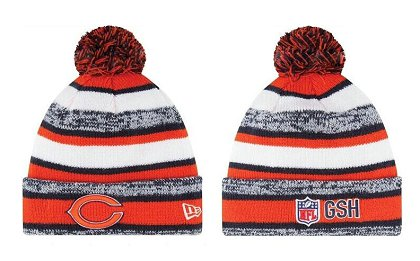 Chicago Bears Beanies DF 150306 07