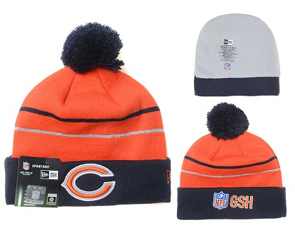 Chicago Bears Beanies DF 150306 112