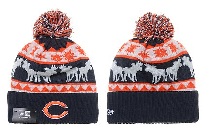 Chicago Bears Beanies SD 150303 012