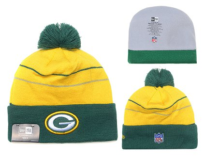 Green Bay Packers Beanies DF 150306 094