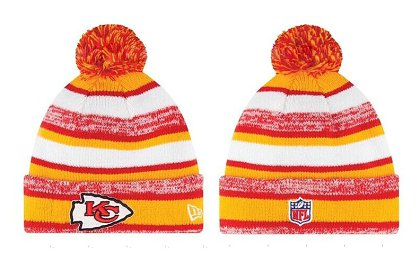 Kansas City Chiefs Beanies DF 150306 021