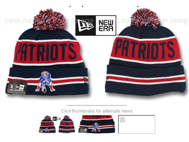 New England Patriots Beanies 60D 150229 06