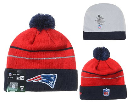 New England Patriots Beanies DF 150306 114