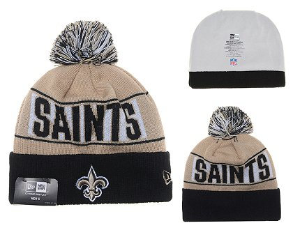 New Orleans Saints Beanies DF 150306 055