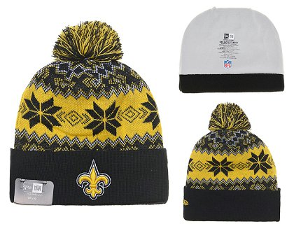 New Orleans Saints Beanies DF 150306 151