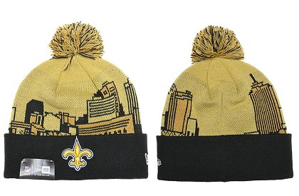 New Orleans Saints Beanies SD 150303 031
