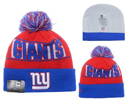 New York Giants Beanies DF 150306 059