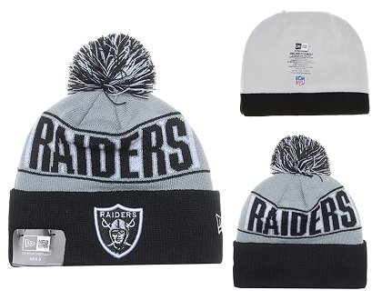 Oakland Raiders Beanies DF 150306 3