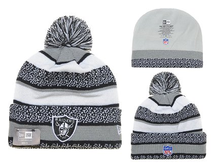 Oakland Raiders Beanies DF 150306 042
