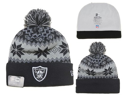 Oakland Raiders Beanies DF 150306 043