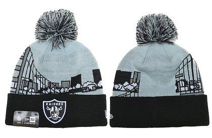 Oakland Raiders Beanies SD 150303 091