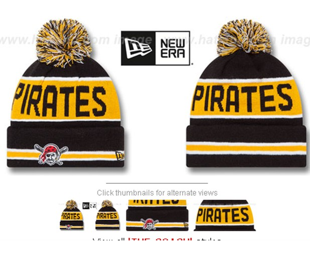 Pittsburgh Pirates Beanies 60D 150229 07