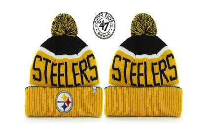 Pittsburgh Steelers Beanies DF 150306 4