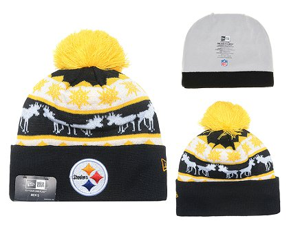 Pittsburgh Steelers Beanies DF 150306 5