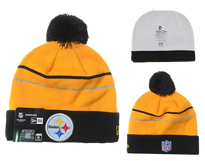 Pittsburgh Steelers Beanies DF 150306 6