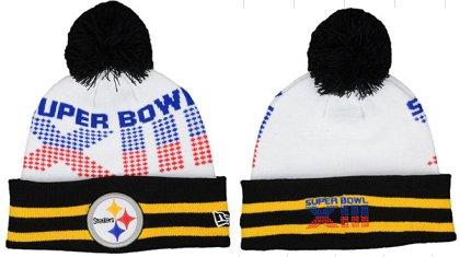 Pittsburgh Steelers Beanies GF 150228 02