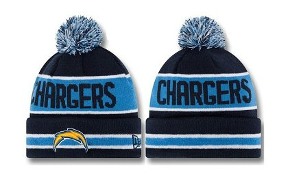 San Diego Chargers Beanies DF 150306 1