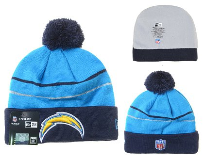 San Diego Chargers Beanies DF 150306 3