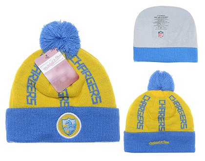 San Diego Chargers Beanies DF 150306 073
