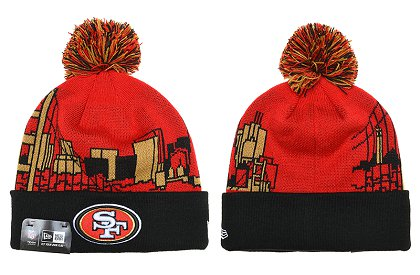 San Francisco 49ers Beanies SD 150303 121