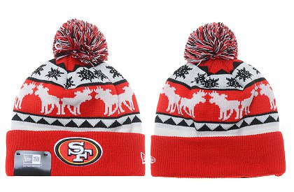 San Francisco 49ers Beanies SD 150303 122