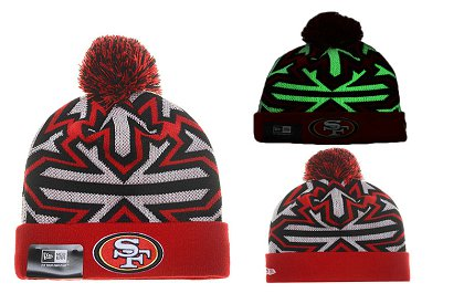 San Francisco 49ers Beanies SD 150303 311